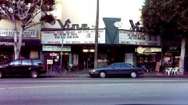 VINE THEATER , 6321 HOLLYWOOD BLVD , HOLLYWOOD , CA, UNITED STATES OF HORROR